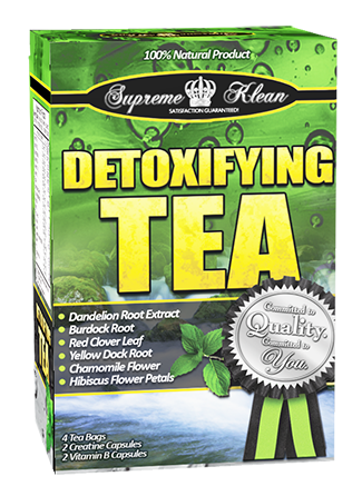 Supreme Klean Powerflush Detox Tea