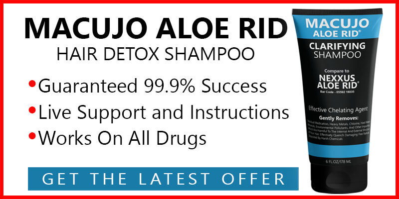 get aloe rid shampoo